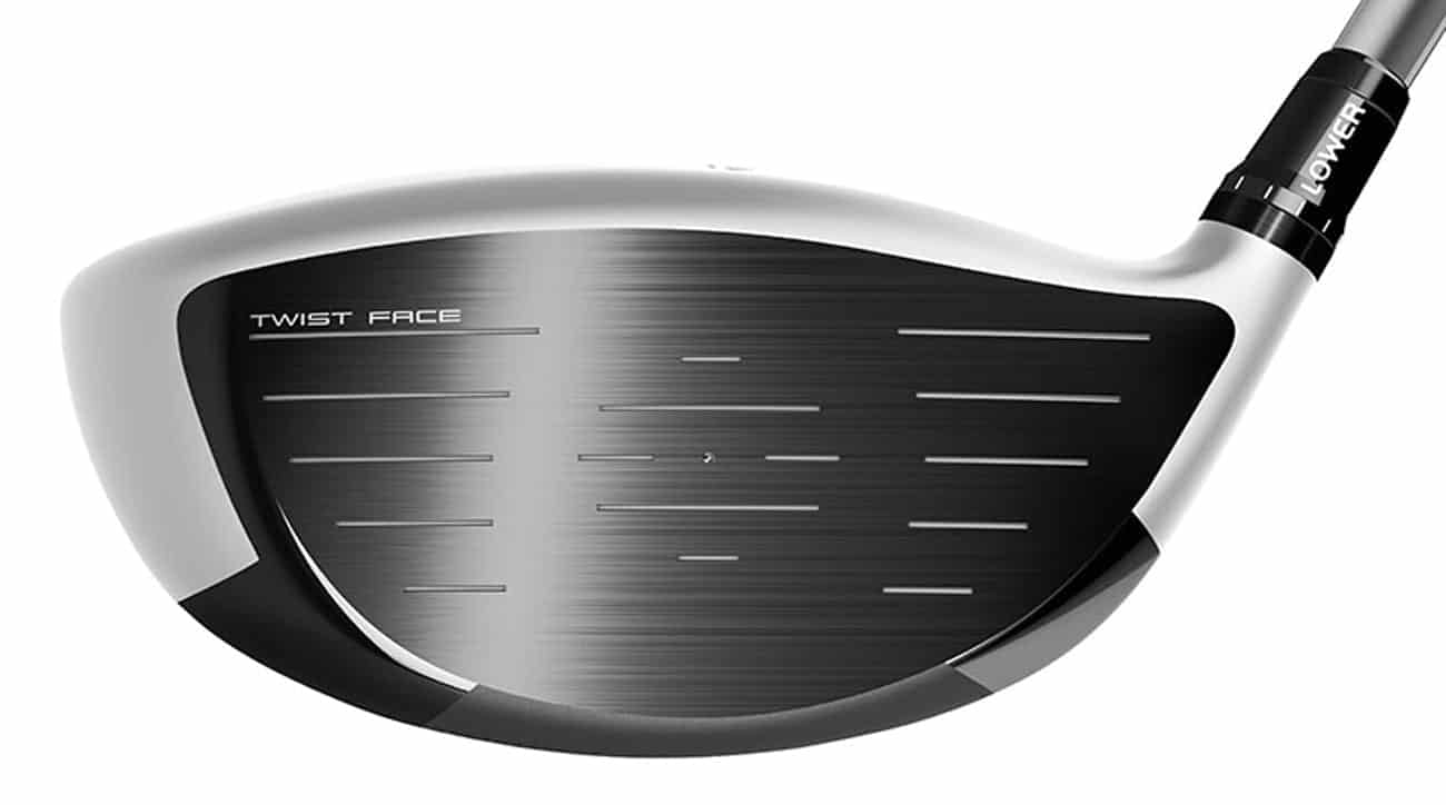 TaylorMade M4 D-Type Driver Twist Face