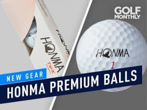 Honma Golf Launches Premium Golf Ball