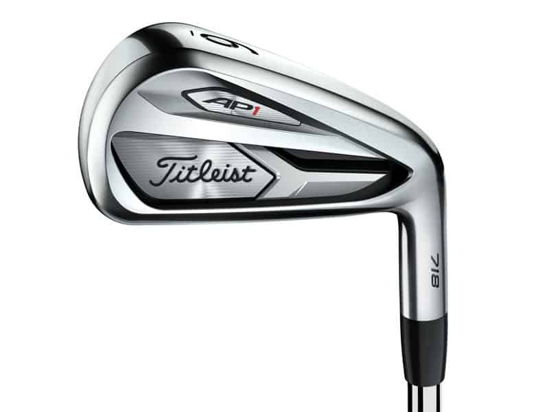 Titleist 718 AP1 Irons Review