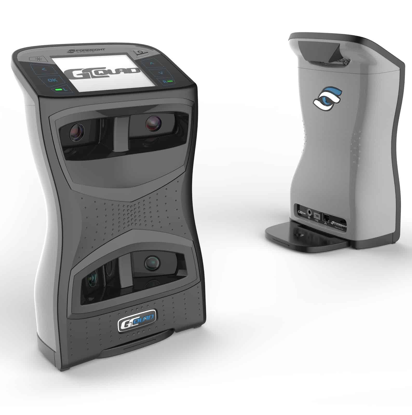Foresight Sports GCHawk Golf Simulator Components