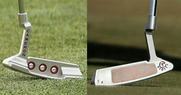 What's in Brooks Koepka's Bag? Tour Only Scotty Cameron T10 Select Newport putter