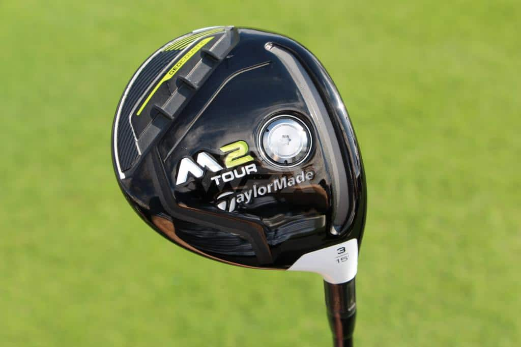 TaylorMade M2 Tour HL 3 wood. What's in Brooks Koepka's Bag?