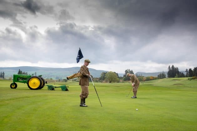 Gleneagles King's and Queen's Courses