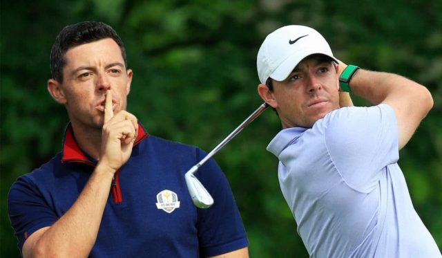 Can Rory McIlroy win the US Open in 2019. Rory shushing the crowd