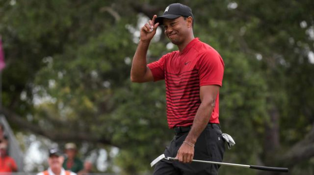 Tiger Woods tips his cap to the crowd and sets his sights on the 2019 U.S. Open after a strong finish at the 2019 Memorial